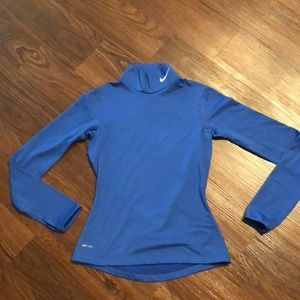 Woman's Nike DRI-FIT cold gear